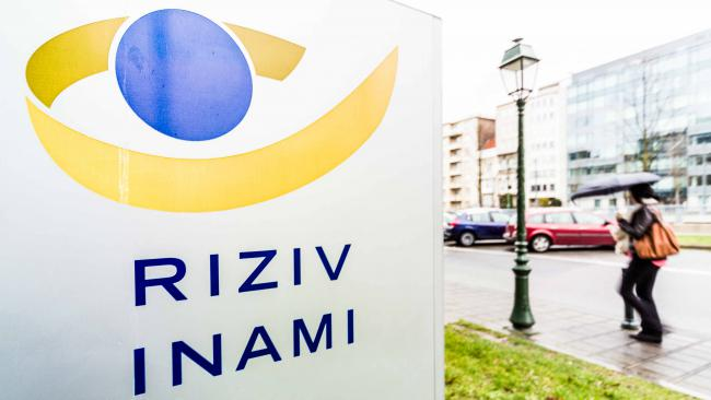 The National institute for sickness and disability insurance RIZIV-INAMI is there for everyone, clear and digital