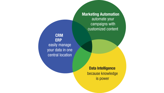 3 building blocks for intelligent marketing automation