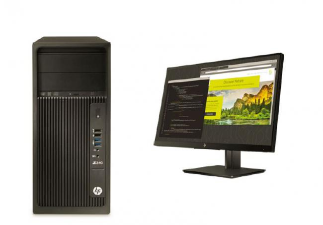 HP Z Tower workstation